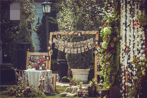 浪漫创意婚礼道具 打造别致的婚礼