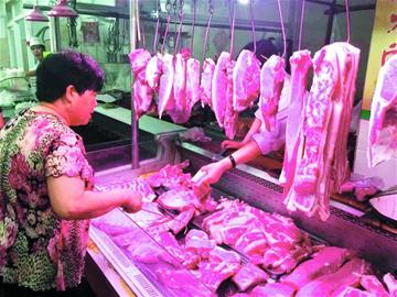 青岛猪肉价格连涨三周 单价逼近14元创新高
