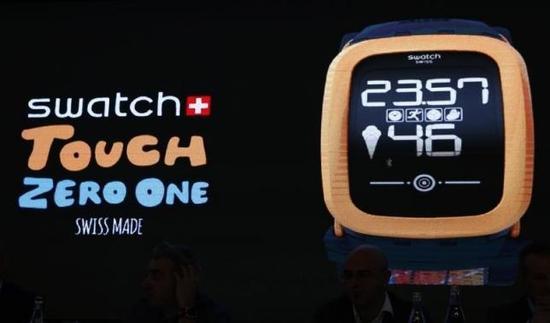 Swatch计划推出智能手表:不走苹果表路线