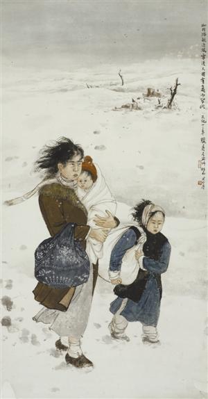 关山月美术馆推出纪念抗战胜利专题展