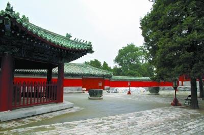 天坛北宰牲亭将迎30年来首次开放