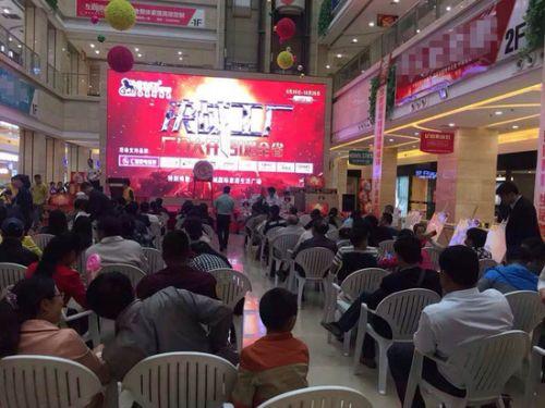格莱斯陶瓷江苏省联动扬州站148%超额完胜