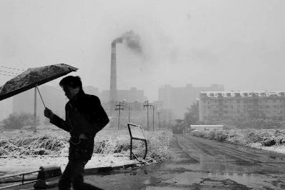 北京7日起大范围点火试供暖