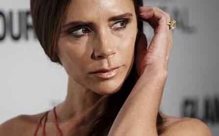 Victoria Beckham计划推出护肤品牌