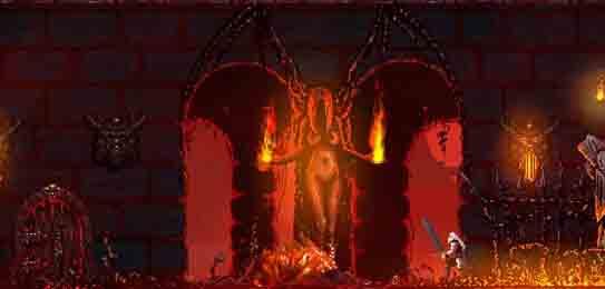 像素风横版动作游戏《弑杀》发售日公开