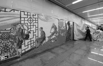 北京地铁14号线东段和中段月底贯通