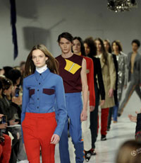 时尚圈也反特朗普 品牌设计师在纽约时装周表明立场