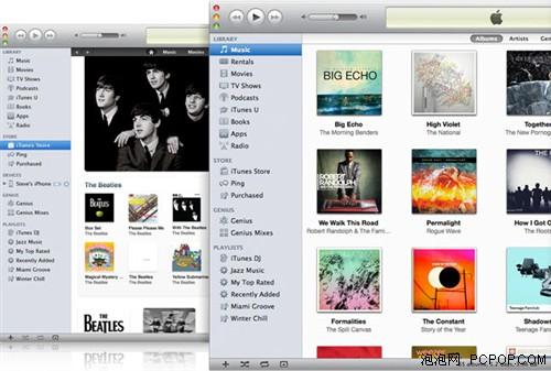 苹果iPad2必备工具iTunes10.2新发布