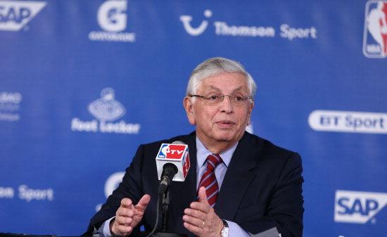 斯特恩直接入选篮球名人堂 30年卓越贡献获得认可