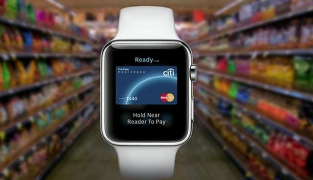 年果真是苹果支付元年吗?