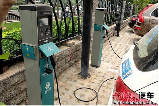 充电问题未解 不限行政策或难促纯电动车市场爆发