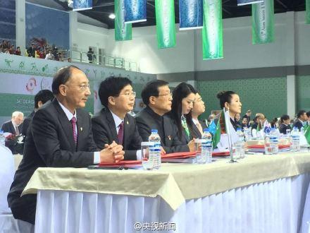 杭州获2022年亚运会主办权 申办过程无竞争对手